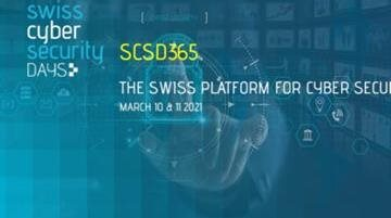 Swiss Cyber Security Days 2021